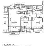 15 North Beacon Floor Plan 1