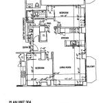 15 North Beacon Floor Plan 2