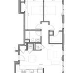 Edge Floor Plan A1