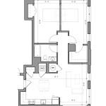 Edge Floor Plan A2