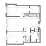 Edge Floor Plan B2