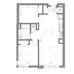 Edge Floor Plan F1