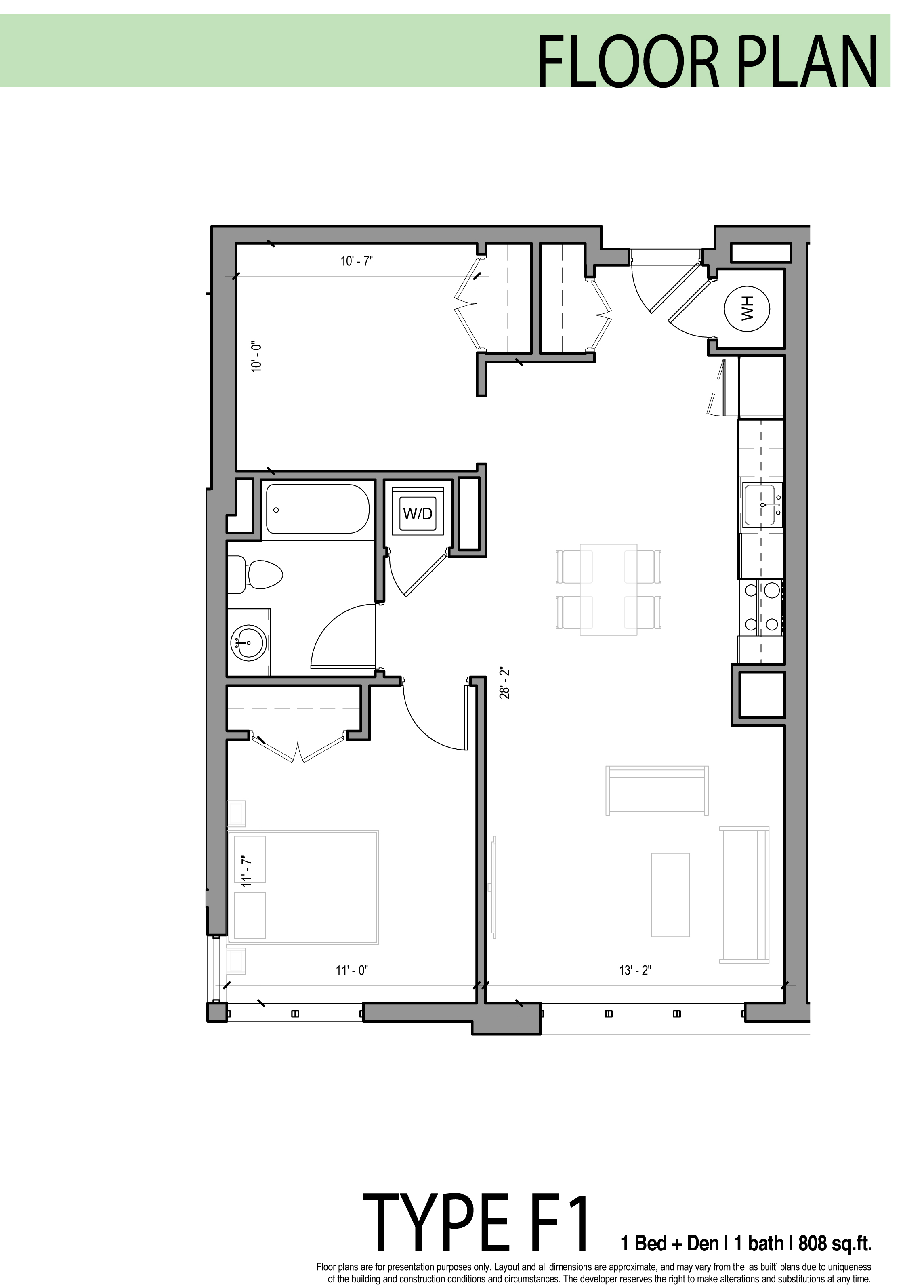 Edge allston floor plans layouts at the edge luxury building for 1 bedroom apartment plans