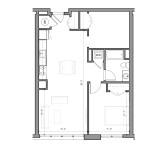 Edge Floor Plan F2