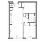 Edge Floor Plan F3