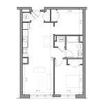 Edge Floor Plan J