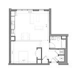 Edge Floor Plan P1