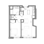 Edge Floor Plan Q