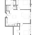 Edge Floor Plan S