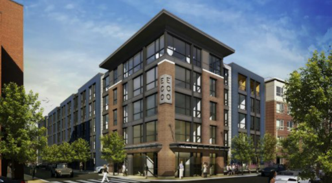 Allston luxury apartments eco green district buildings for Luxury barn builders